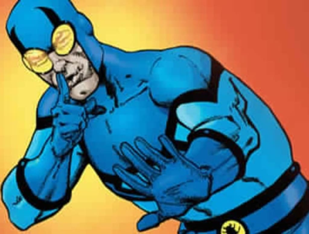5 Actors Who Could Bring Blue Beetle To Arrow On The Cw Araki receiving the beetle arrow, we don't deserve this man. 5 actors who could bring blue beetle to