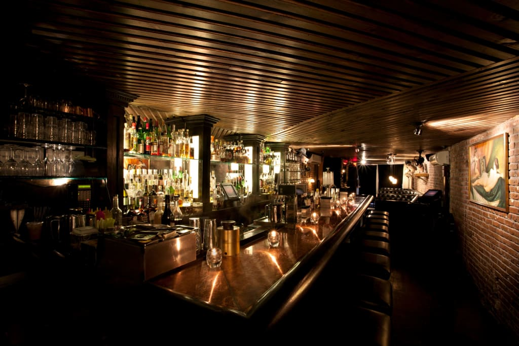 Inside the World's Best Speakeasy Bars