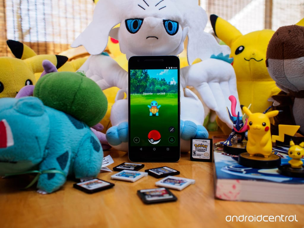 Could 'Pokemon GO' Land A Critical Hit On Your Cell Phone Data?