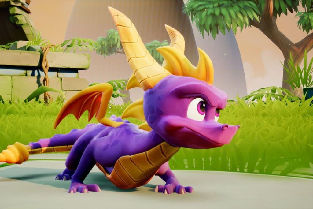 'Spyro: Reignited' Trilogy