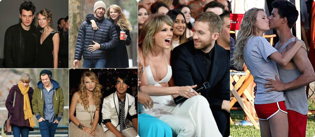 We Re Never Ever Getting Back Together Ranking Taylor Swift S Boyfriend Timeline