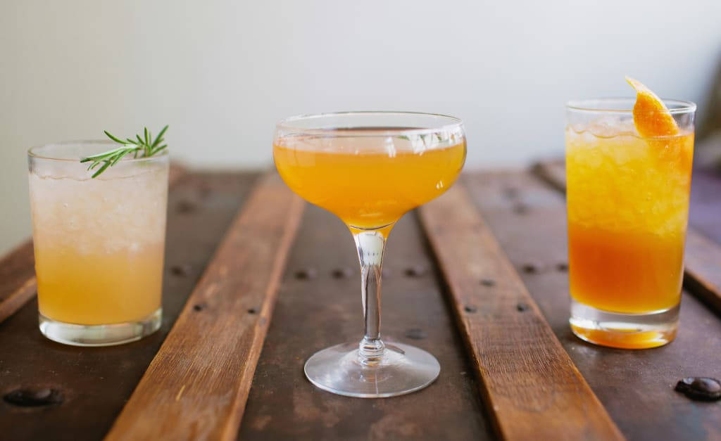 Budget Friendly Champagne Cocktails for Summer