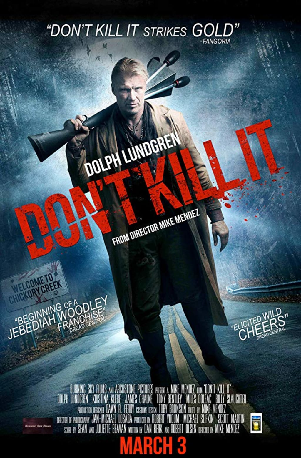 Reed Alexander's Horror Review of 'Don't Kill It' (2016)