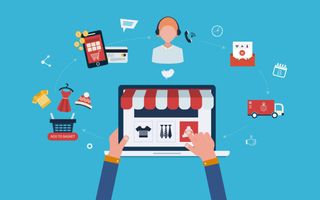 Tips for Staying Afloat in the Saturated Ecommerce Market