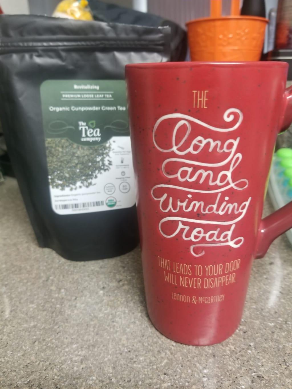 Ginger Tea Reviews: Gunpowder Green Tea