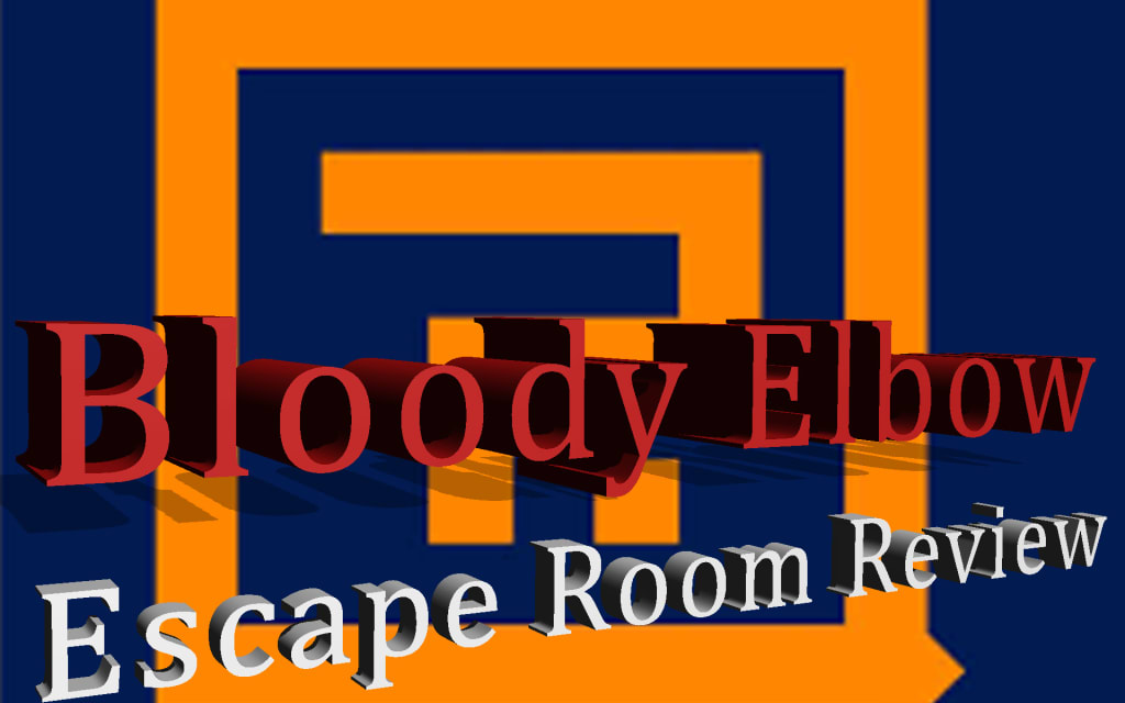 Quest Room: Bloody Elbow