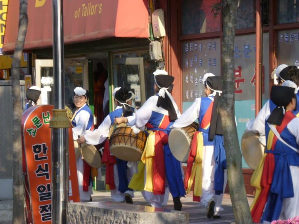 South Korea Living
