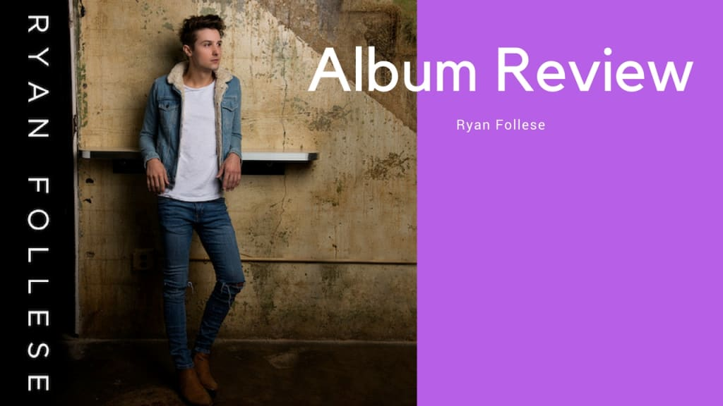 Ryan Follese's Debut Solo Album Is Evidence You Can't Change Those Roots