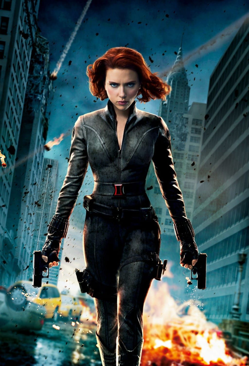 How to Build Black Widow in 'The Pathfinder RPG'
