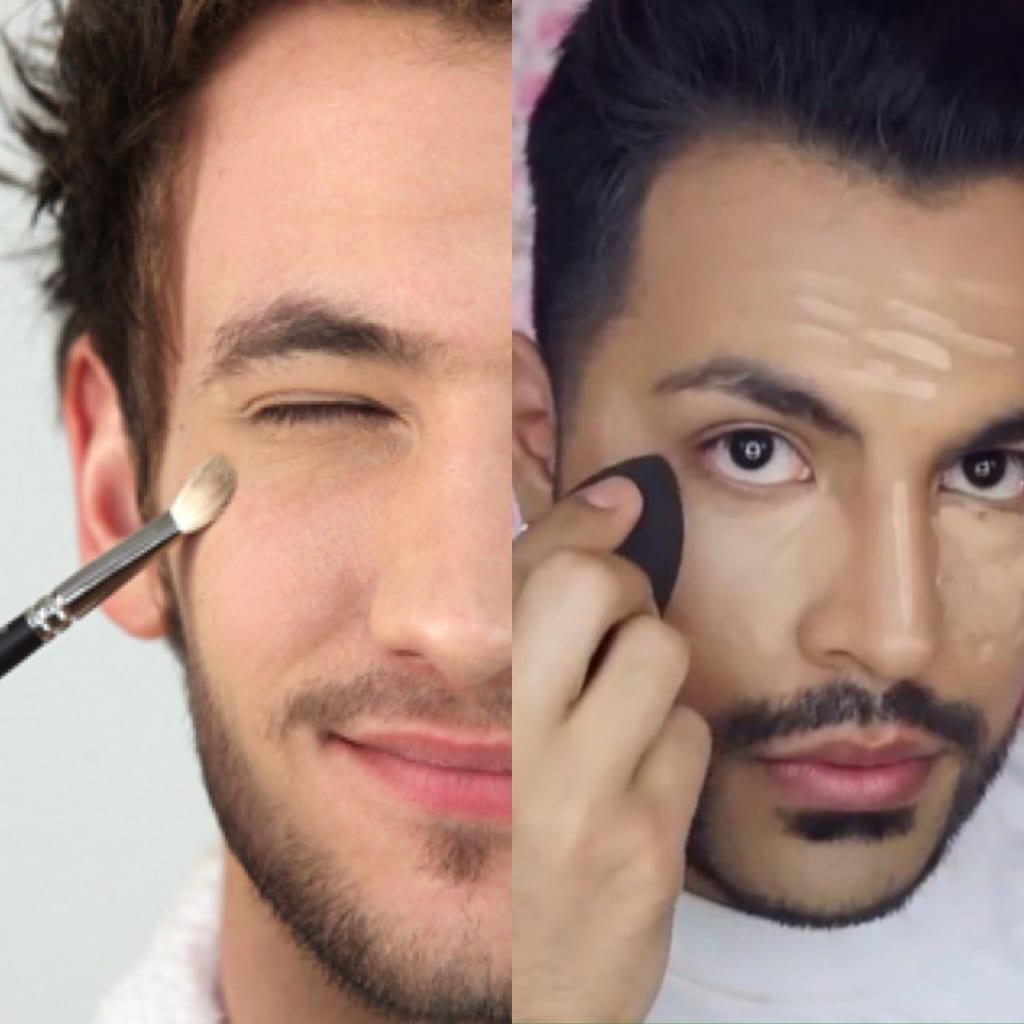 Make Up for Men: a Beginner's Guide for Male Beauty