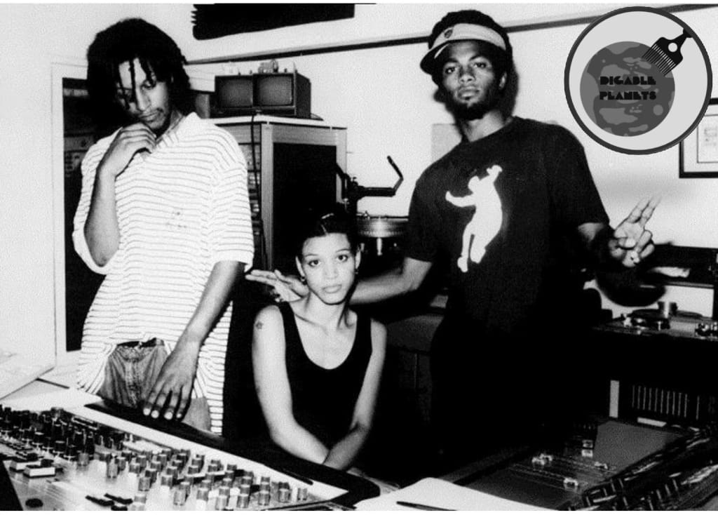 Digable Planets: Peace Be the Greeting of the Insect Tribe