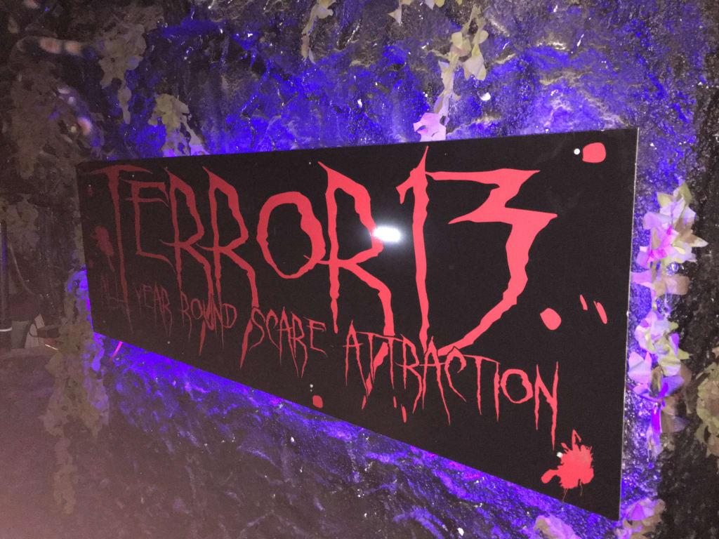 A Night of Terror