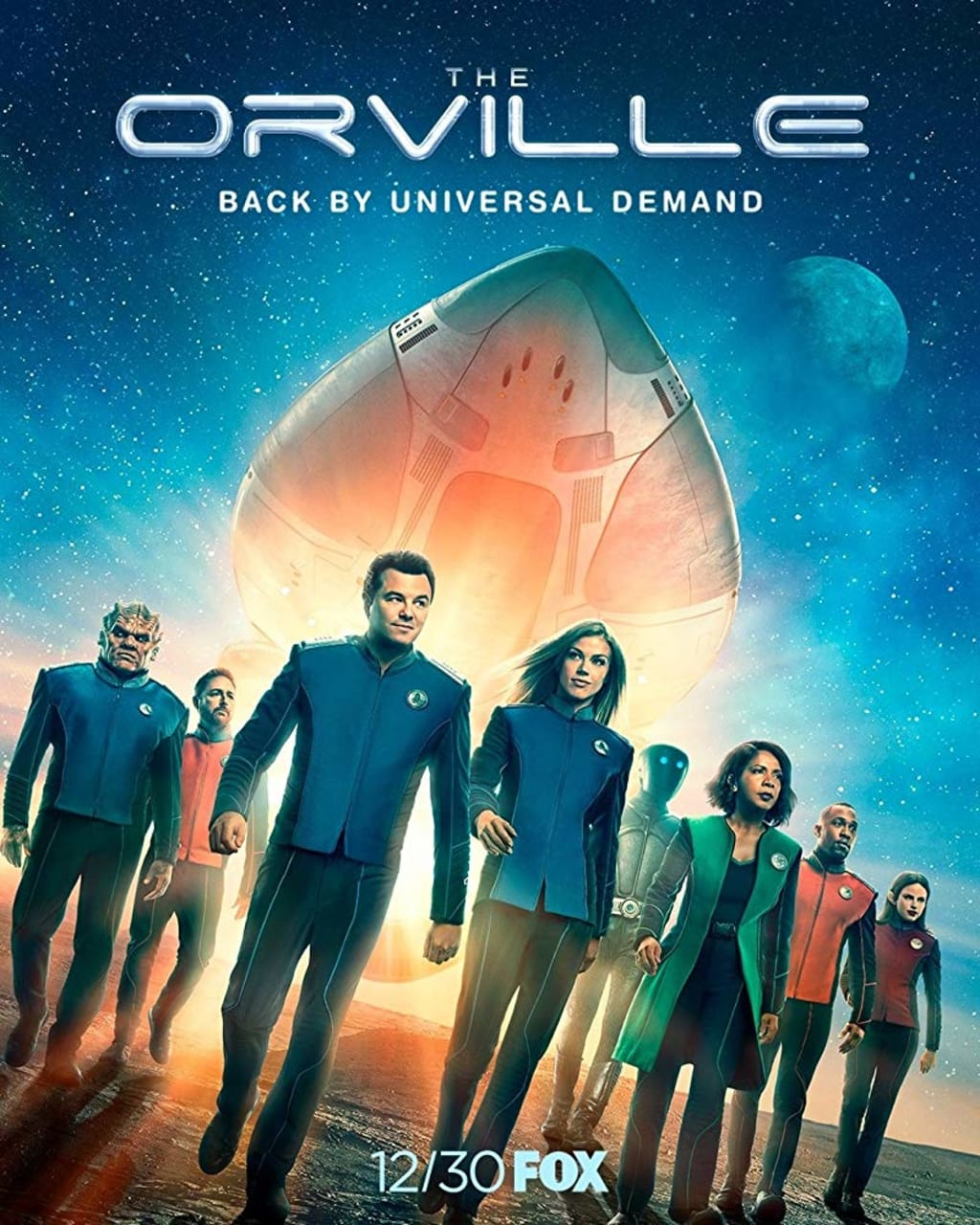 Review of 'The Orville' 2.5