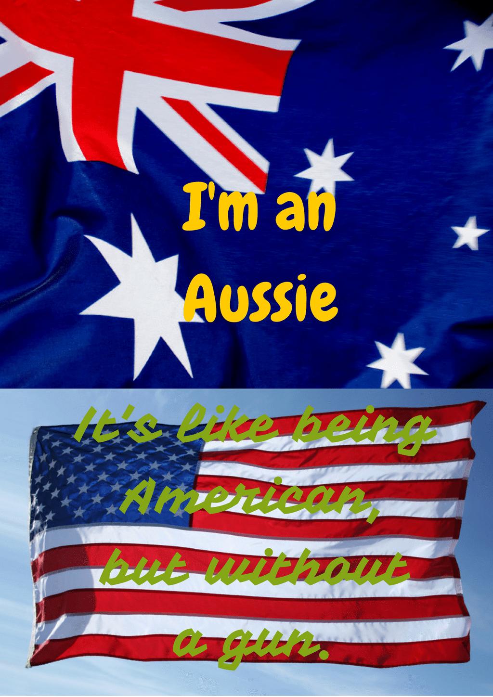 I'm an Aussie