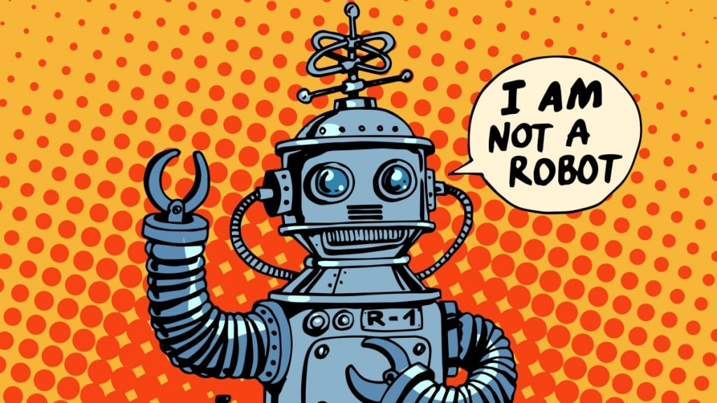 The Tale of Boris, the Not So Intelligent Robot