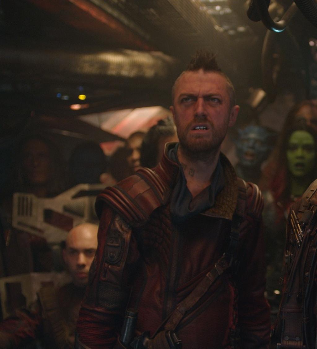 What Is Sean Gunn Doing On The Set Of 'Avengers: Infinity War'?