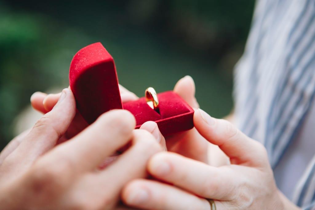 Top Five Wrong Reasons Why People Get Married