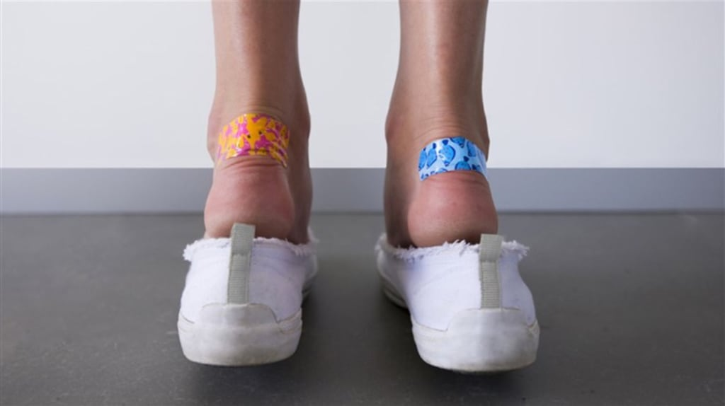 New Shoes Blues