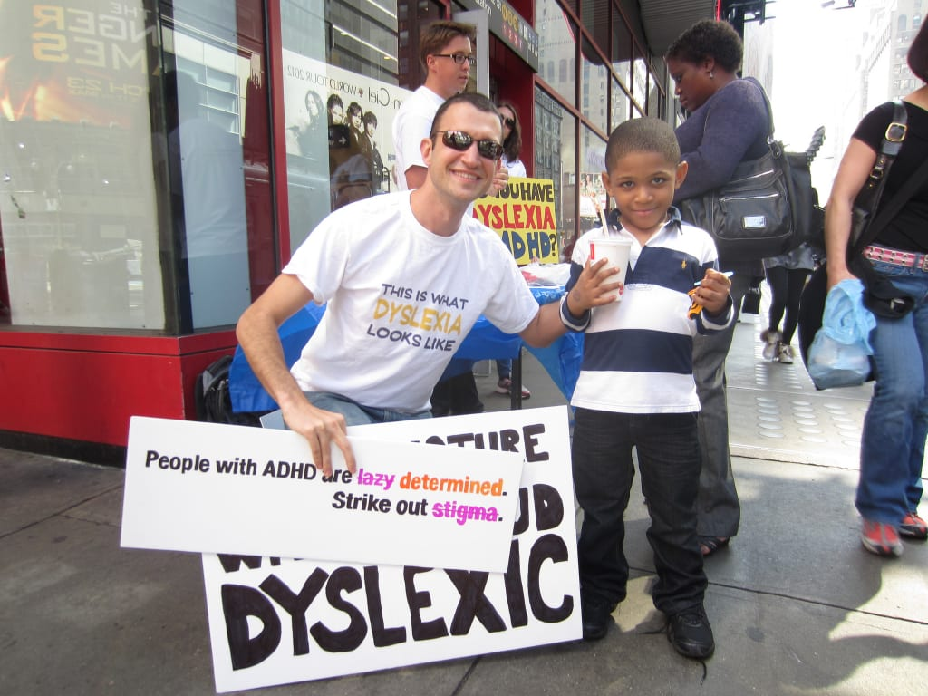 Dyslexia Is a Learning Disorder Not a Thinking Disorder