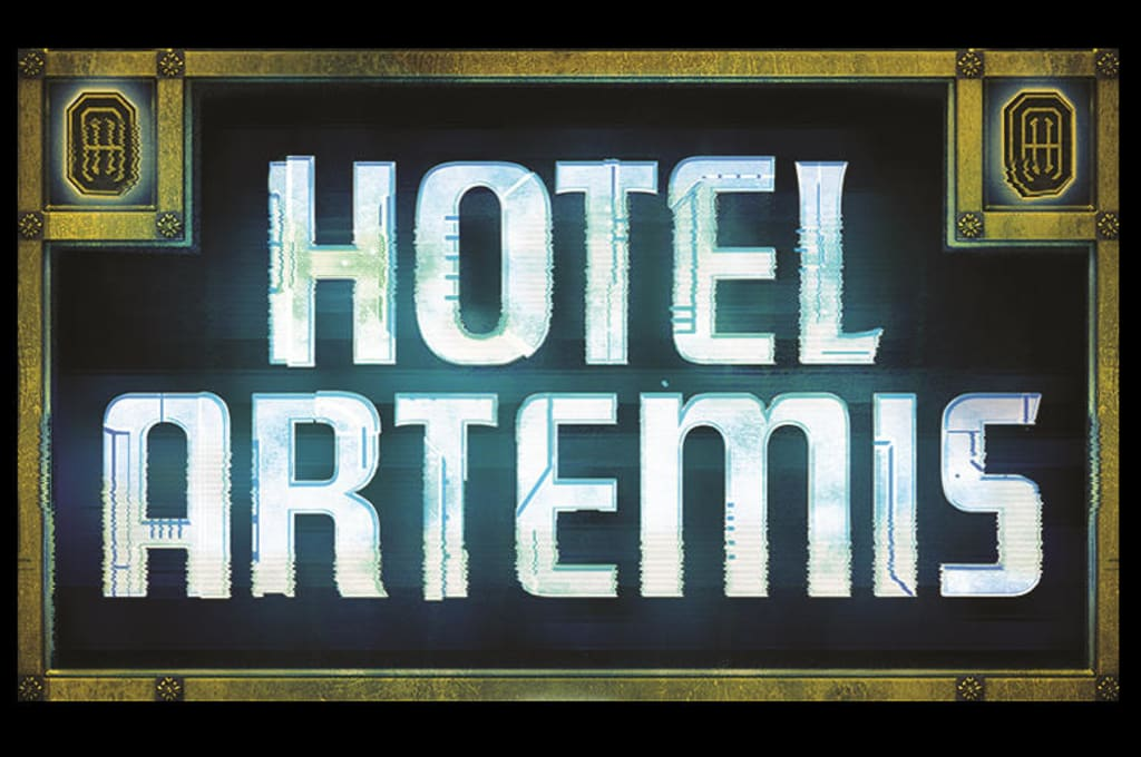 The Reviews for 'Hotel Artemis' Are in and They Don't Look Good