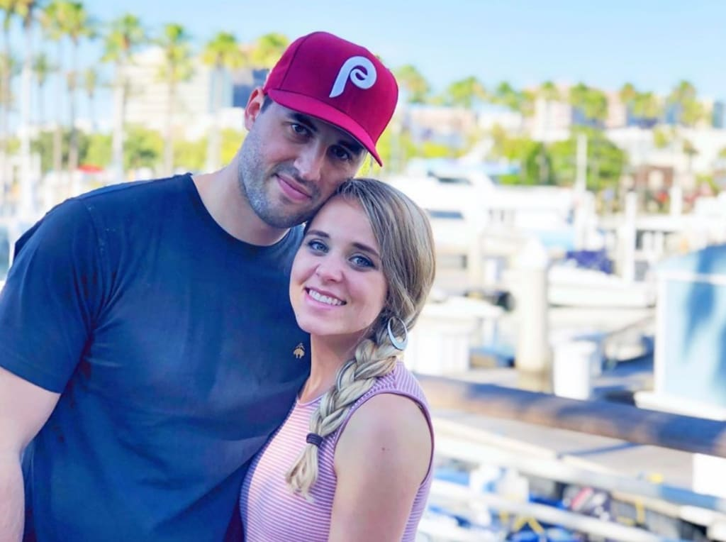 Jinger Duggar Is Not Free, and Her Husband Is Dangerous