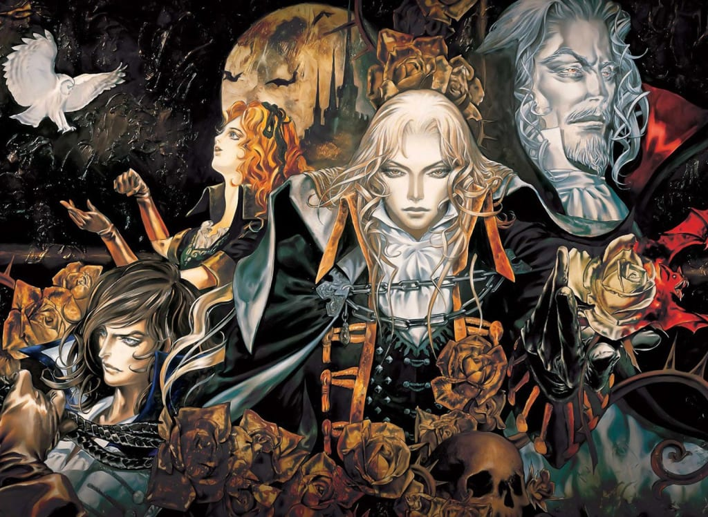 The Upcoming Castlevania Animated Netflix Series Will Be As R-Rated As 'Game of Thrones'