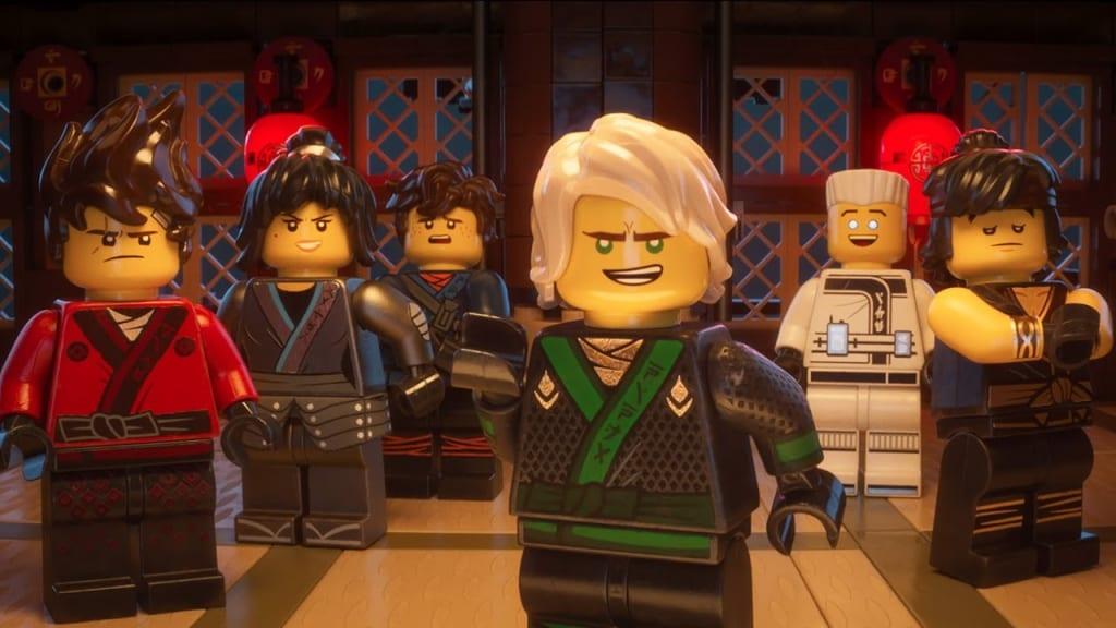 Movie Review: 'Lego Ninjago'