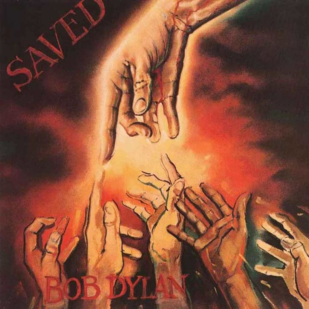 June 23, 1980: 'Saved' by Bob Dylan Was Released