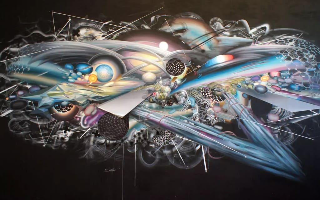 Artist Mario Martinez aka MARS-1 Interview