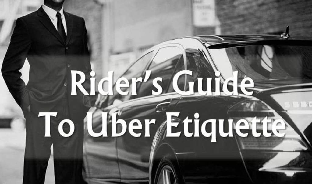 What Uber Riders Need to Know
