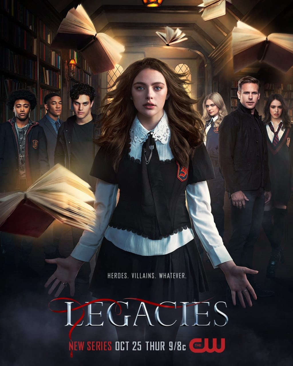 My Wish List for 'Legacies' Season 2