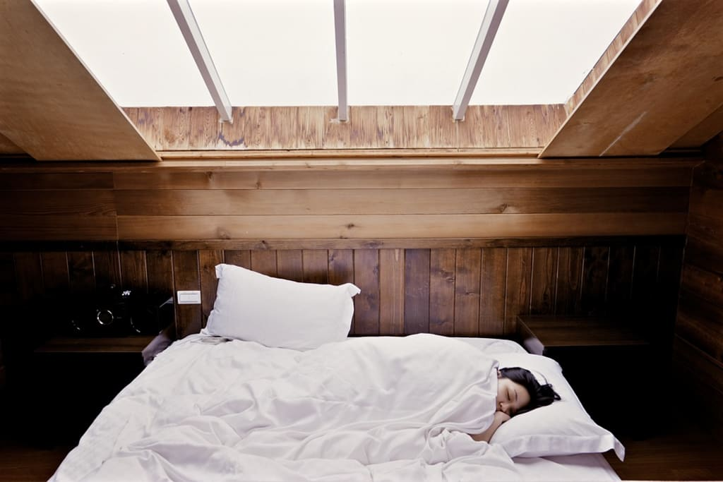Using Essential Oils Can Help You Fall Asleep and Feel More Rested