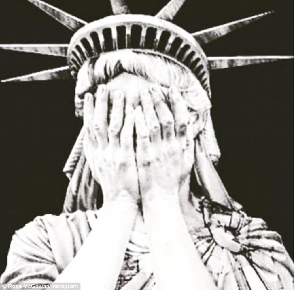 Trump's Statue of Authority