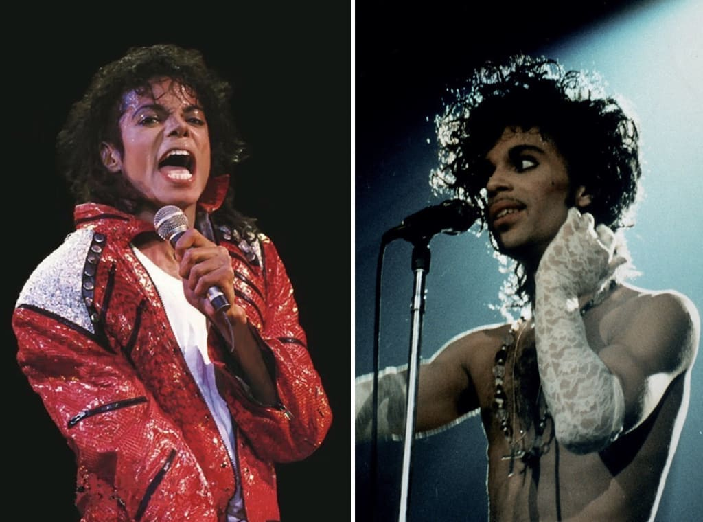 Why We Should Stop Comparing Prince and Michael Jackson
