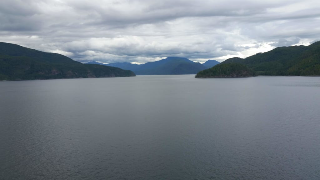 Cruising Alaska's Inside Passage from Vancouver on a Budget