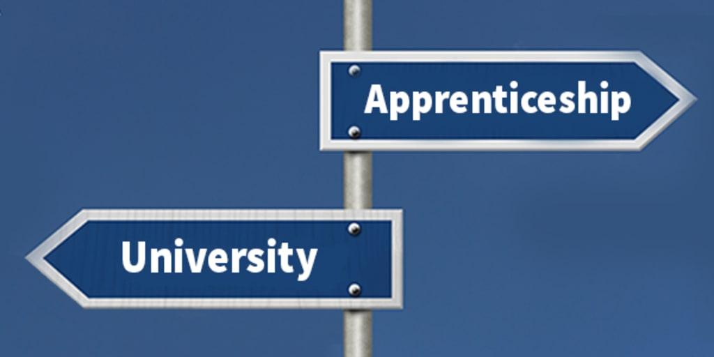 Uni vs. Apprenticeships