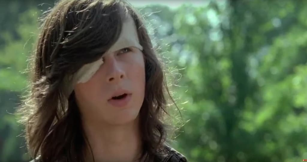 'The Walking Dead': Who Will Inherit Carl's Comic Book Storyline?