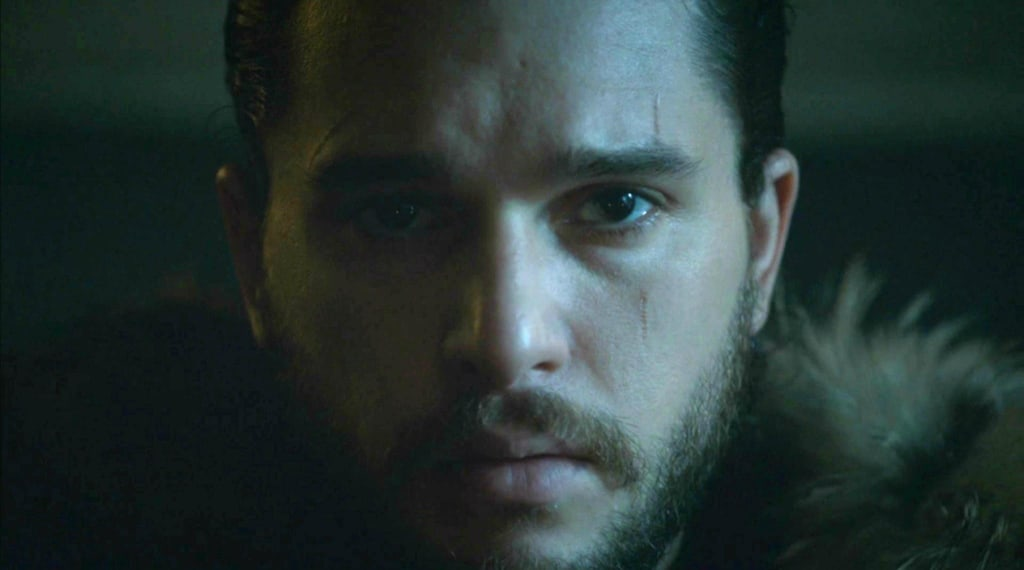 'Game Of Thrones': Will Drogon Reveal Jon Snow's Targaryen Blood?