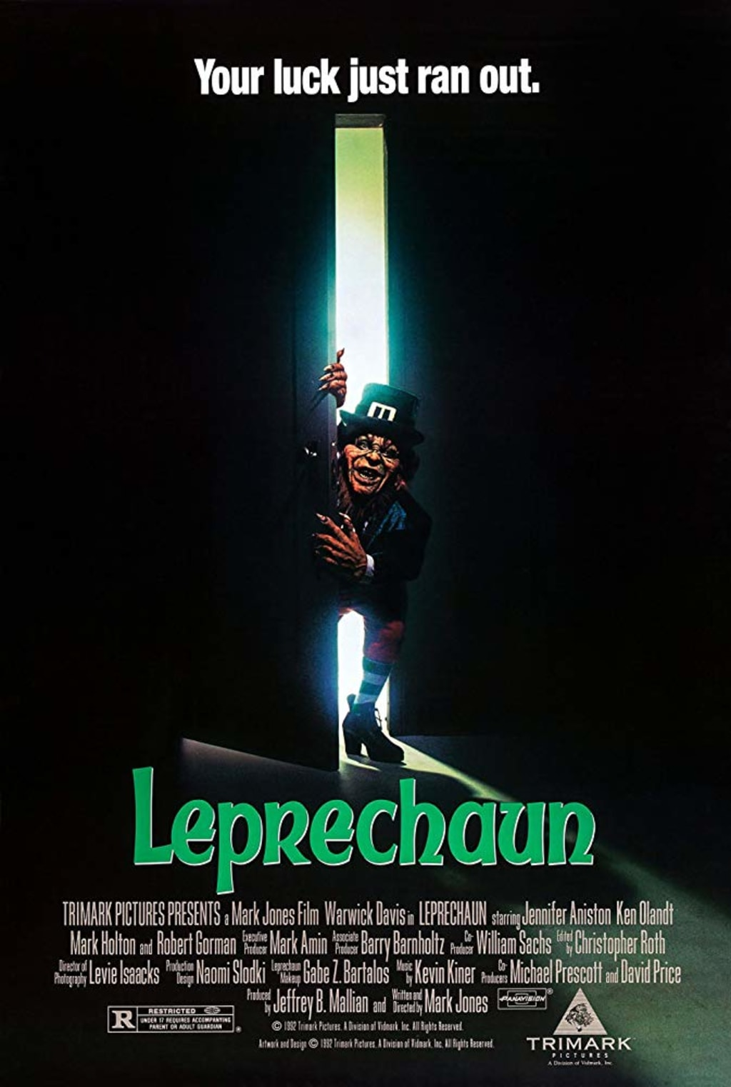 Reed Alexander's Horror Review of 'Leprechaun' (1993)