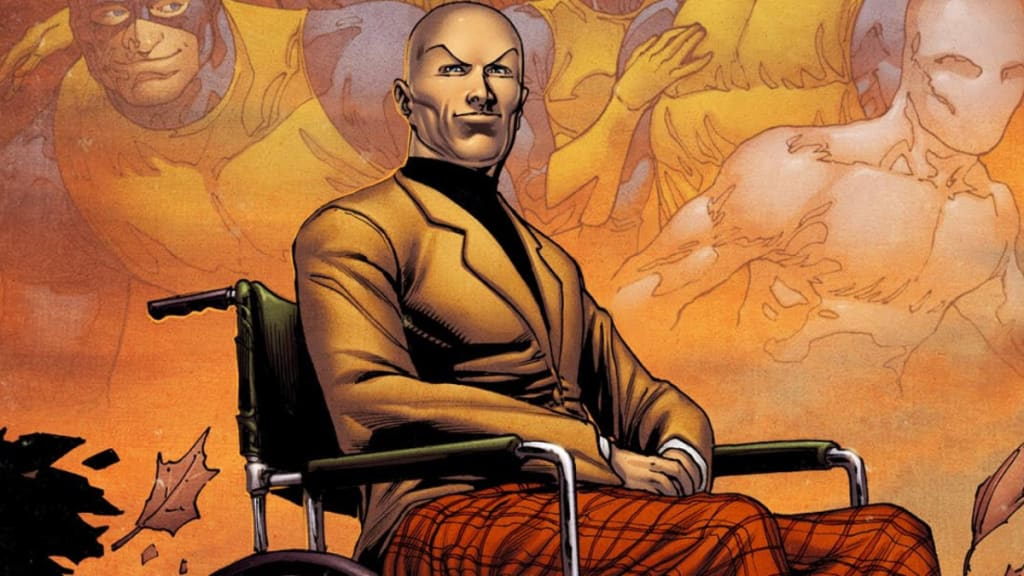 The X-Men's 'ResurrXion' Becomes Literal: Charles Xavier Is ...