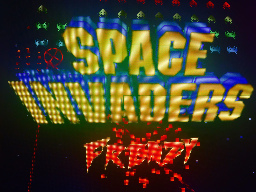 What Hacking Space Invaders Frenzy Can Teach Us About Work and Play