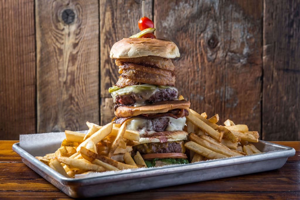 Biggest Food Challenges in New Jersey