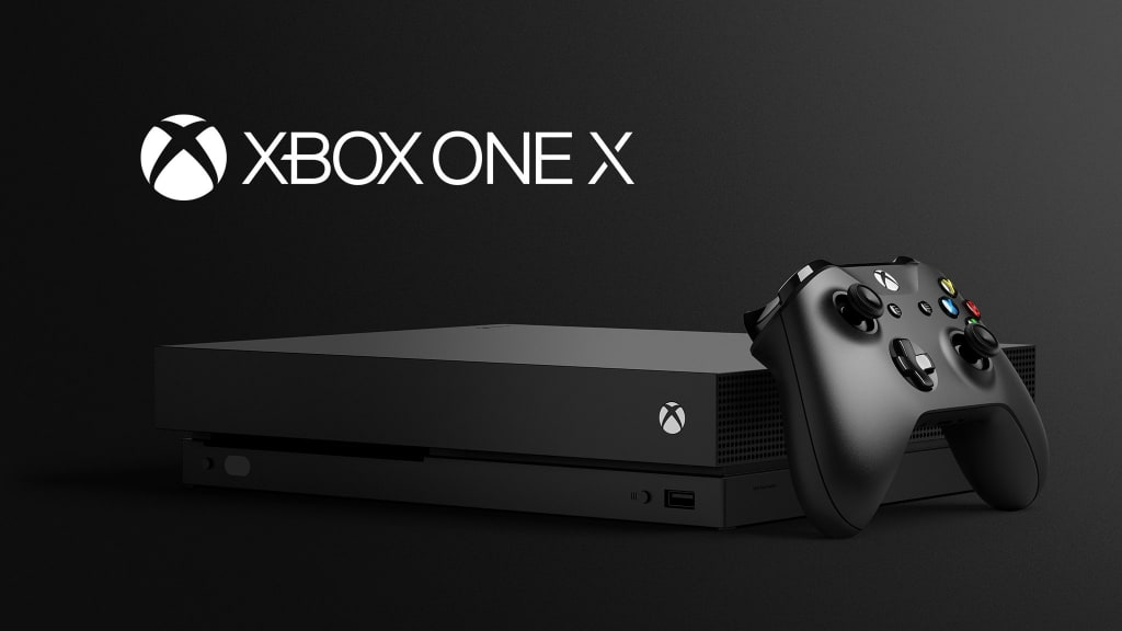The New Xbox One X: Why You Need It