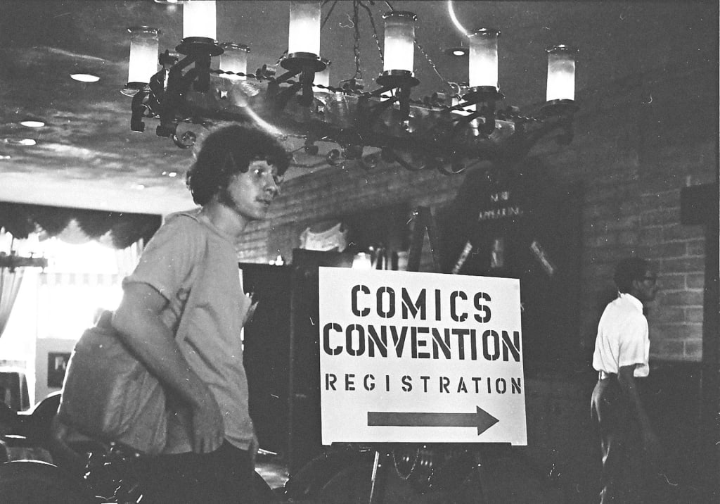 The Rise and History of Comic Conventions