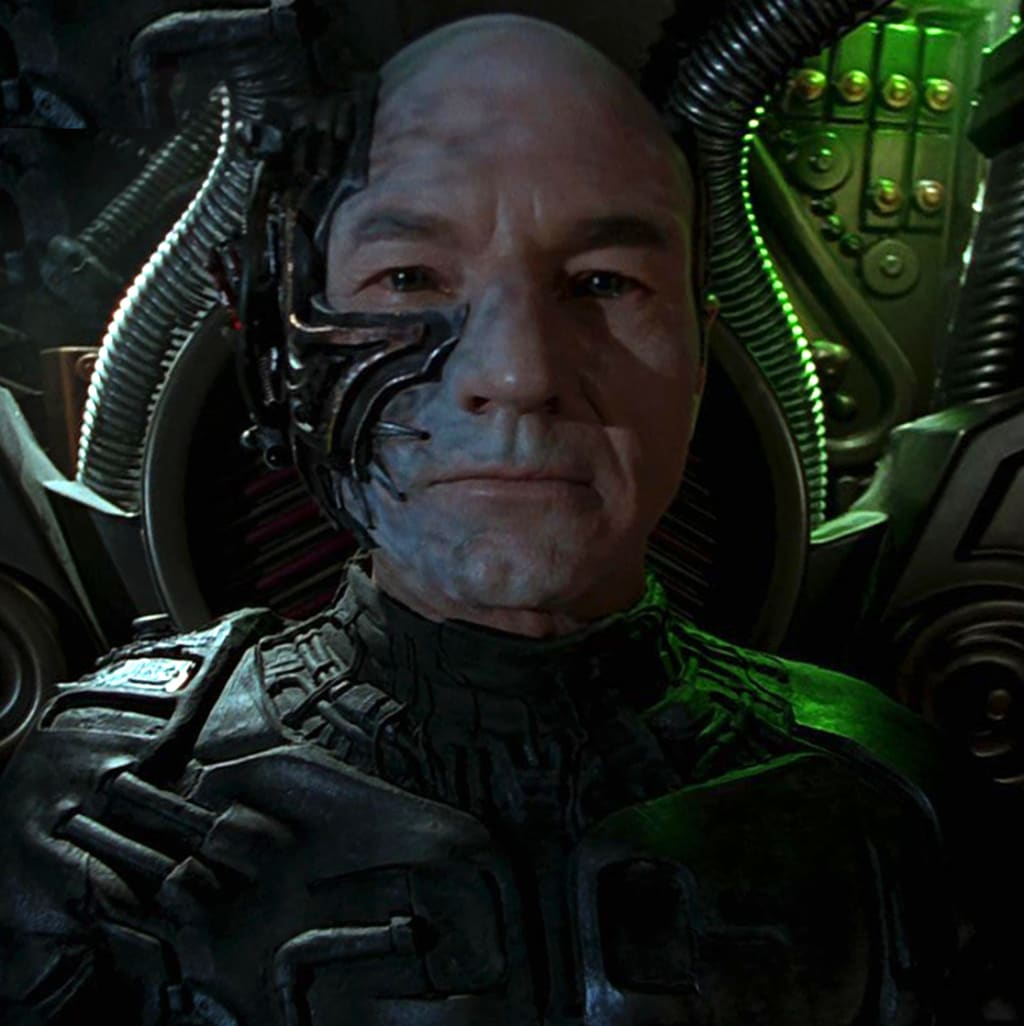 Resistance Is Futile: 10 Real Psychological Reasons The Borg From 'Star Trek' Are So Scary