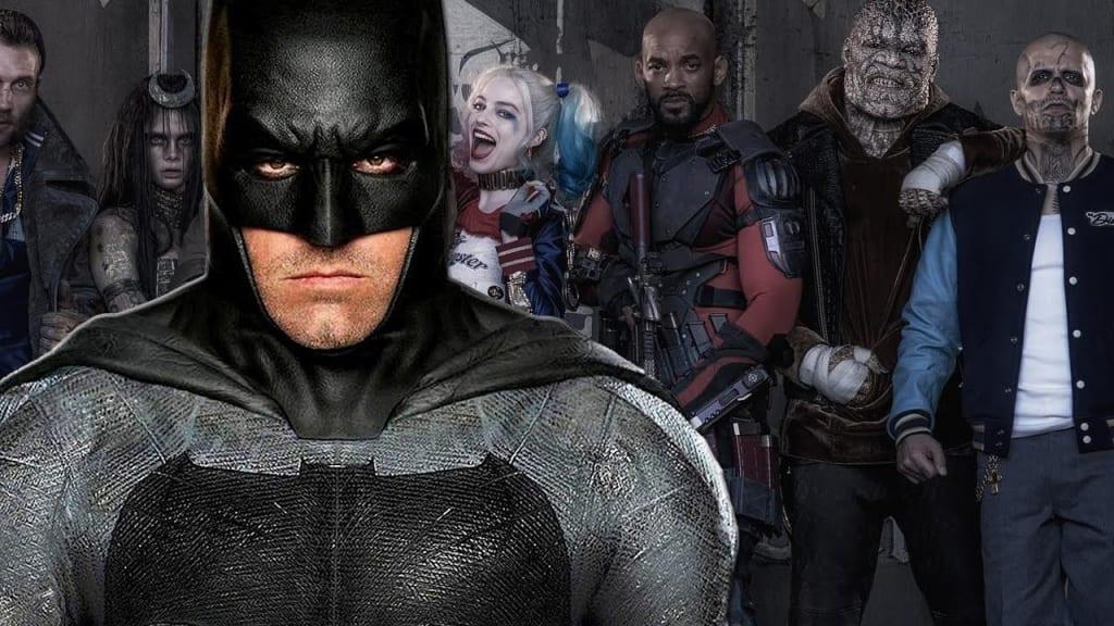 Exploring the Strange Portrayal of Batman in 'Suicide Squad'