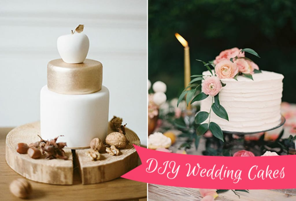 Helpful Tips For Making Your Own Wedding Cake