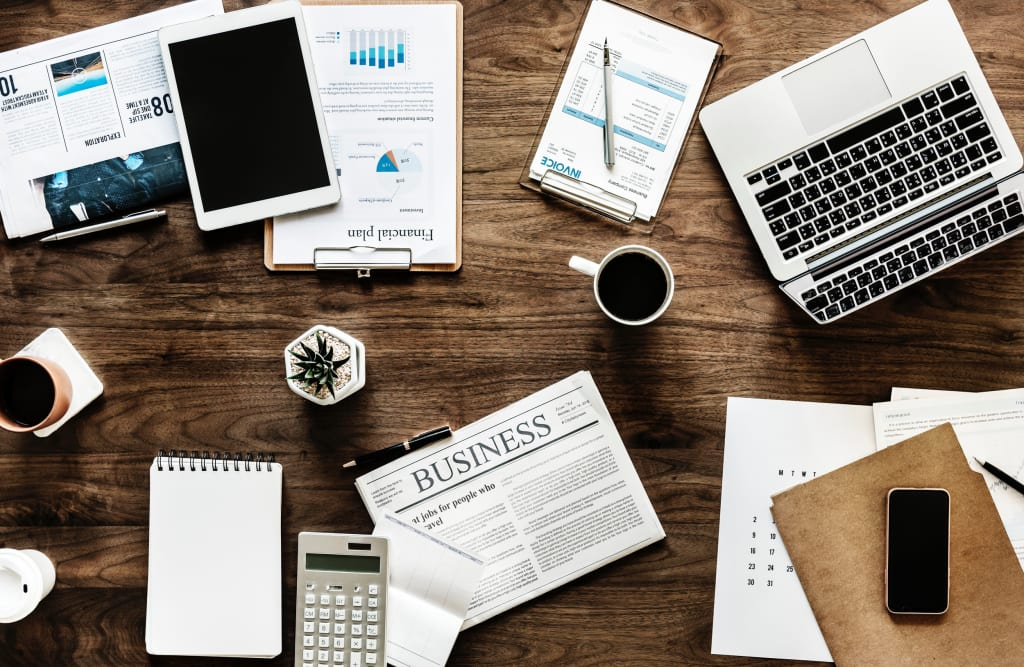 4 Elements Needed to Start a Small Business