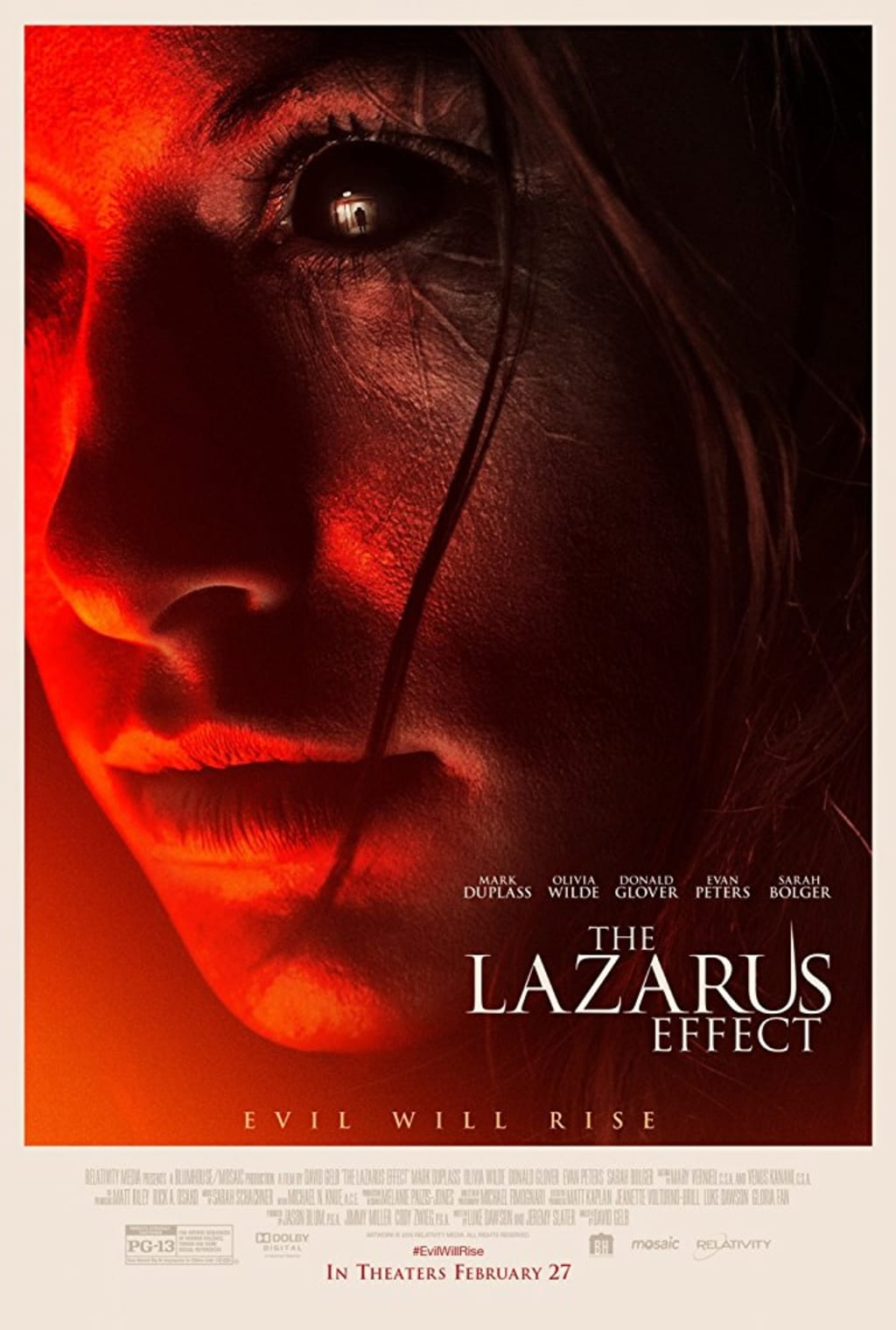 Reed Alexander's Horror Review of 'The Lazarus Effect' (2015)