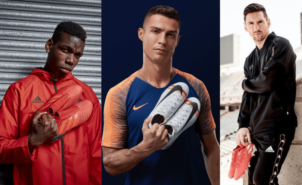 Best Soccer Cleats for Strikers 2019